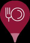 pictogramme assiette