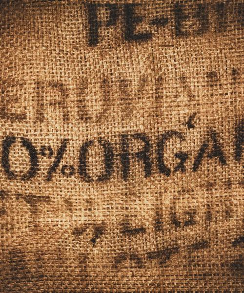 sac 100 % organic